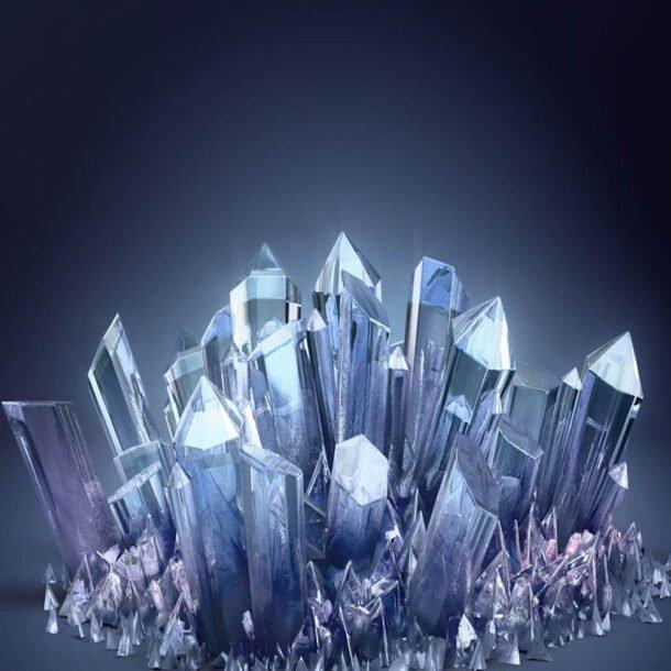 cristais do tempo