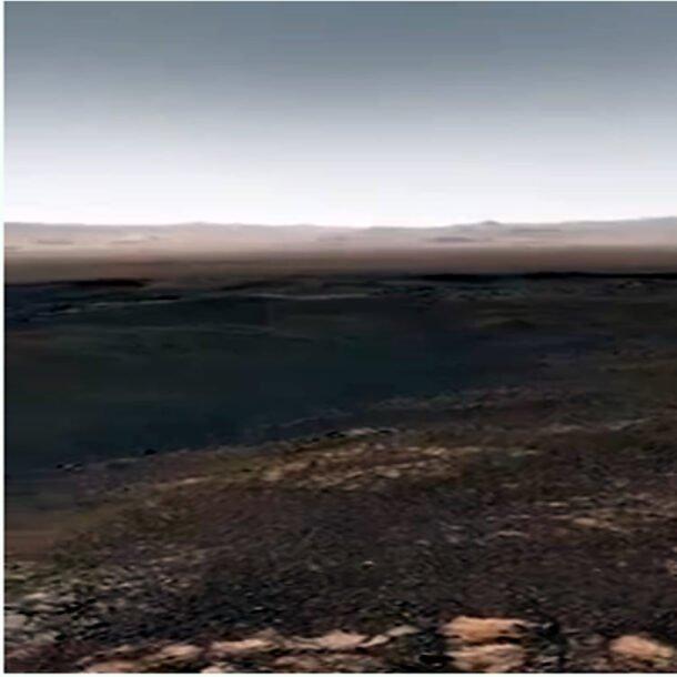 NASA revela as primeiras imagens gloriosas da superfície de Marte com a Perseverance